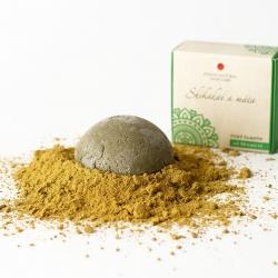 Ajurvédske bylinky 1kg (prírodný šampón a zábal)